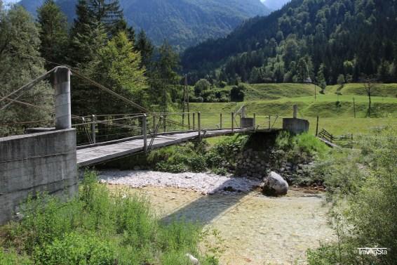 Soča Valley, Triglav National Park, Slovenia