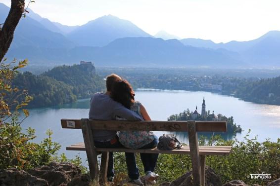 Ojstrica, Lake Bled, Slovenia