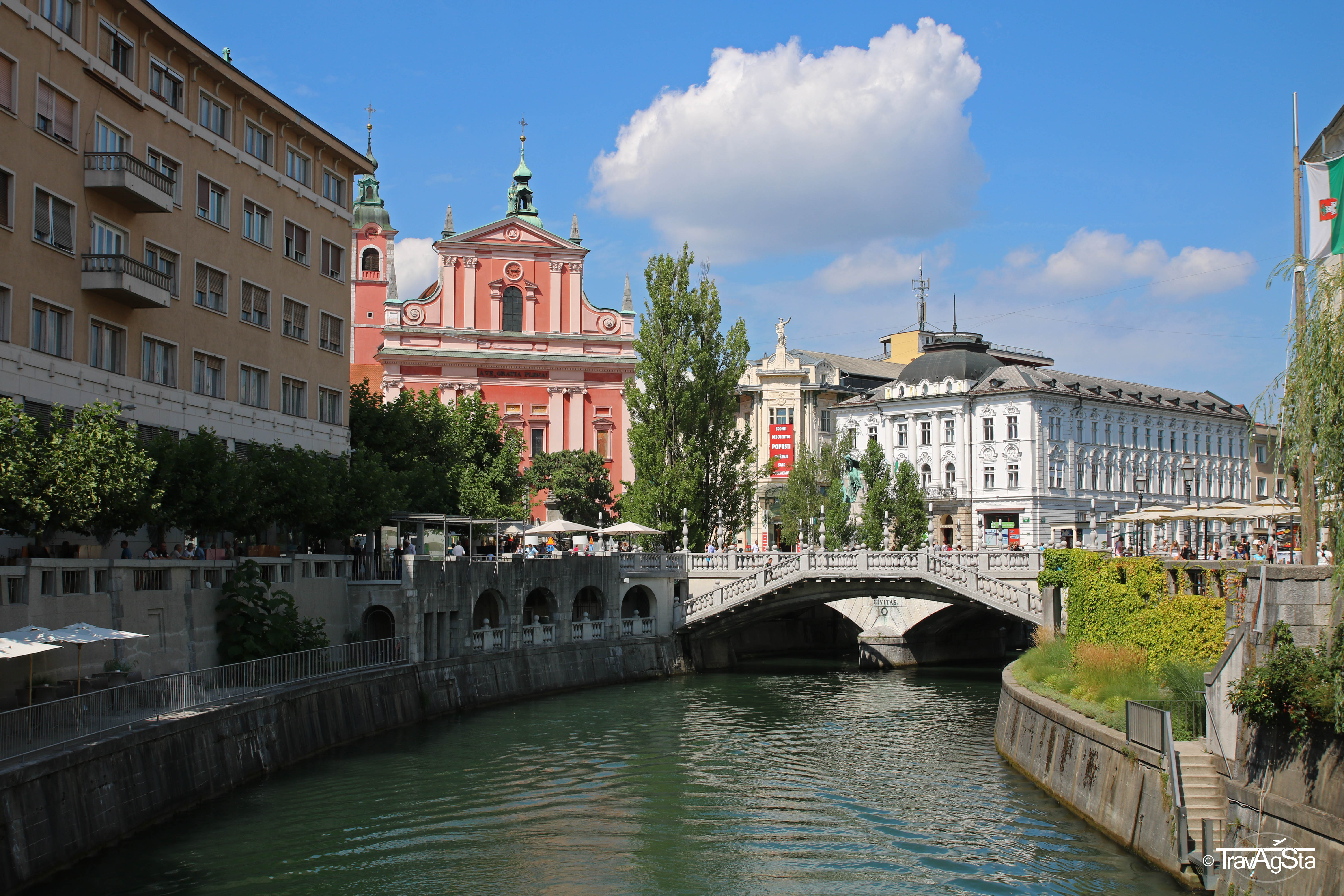 A little city guide to Ljubljana!