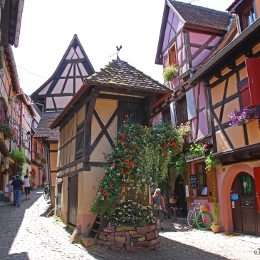 Eguisheim, Kaysersberg, Colmar – a romantic weekend in Alsace!