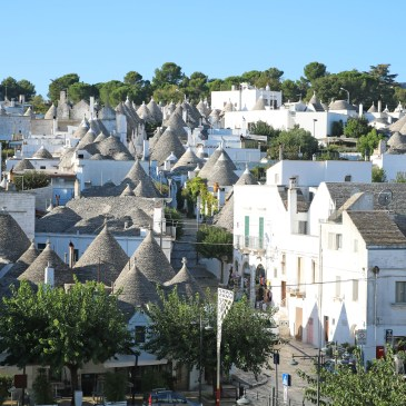 Beautiful Puglia – Part 1: The Cities!