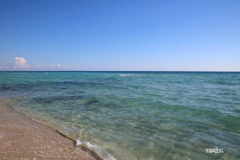 Punta Prosciutto, Puglia, Italy
