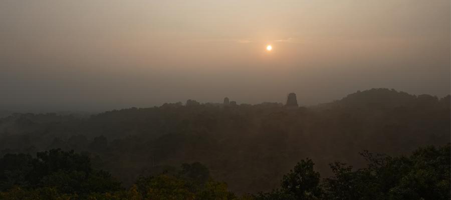 Guatemala – viel Tikal und ein bisschen Flores!