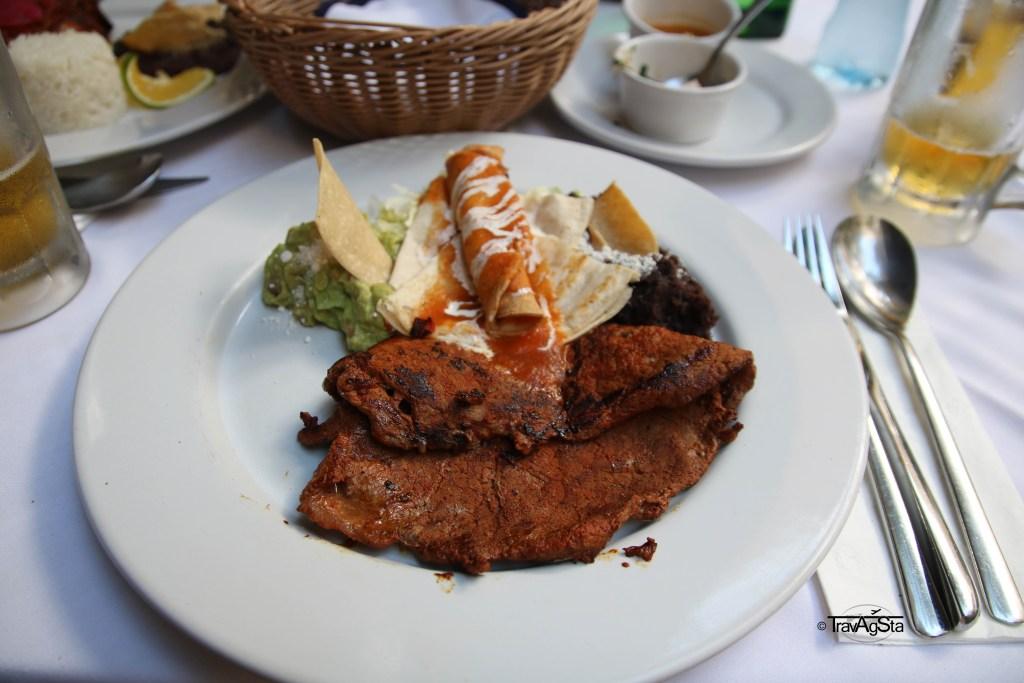 Mesón del Marqués, Valladolid, Mexico
