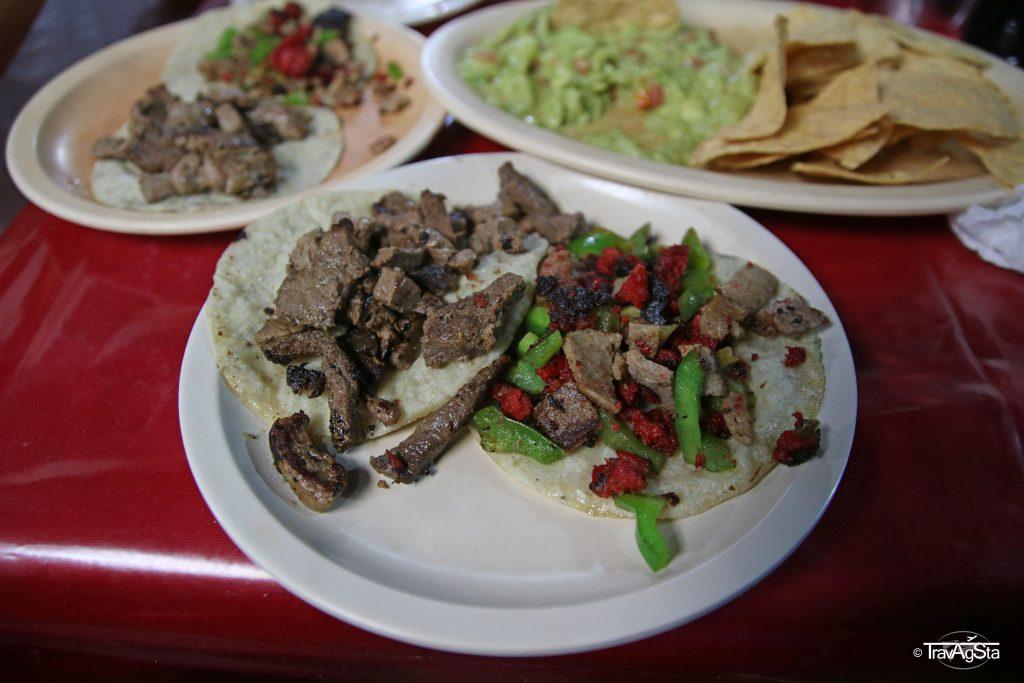 Taco Cueto, Isla Holbox, Mexico