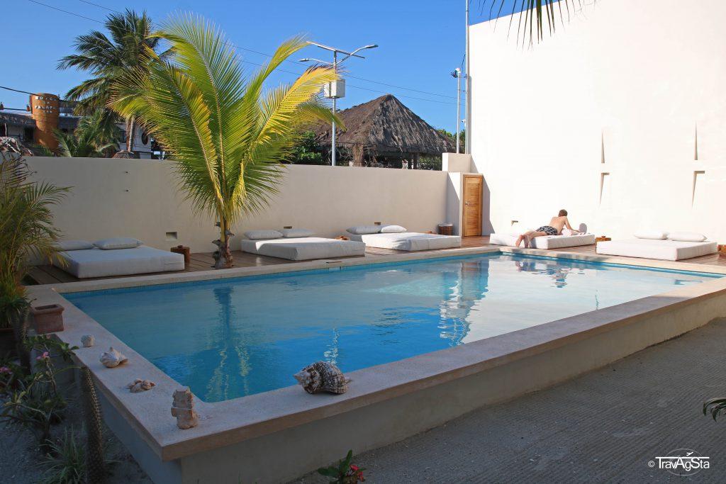 Hotel Tierra del Mar, Isla Holbox, Mexico