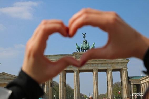 Brandenburger Tor, Berlin, Germany