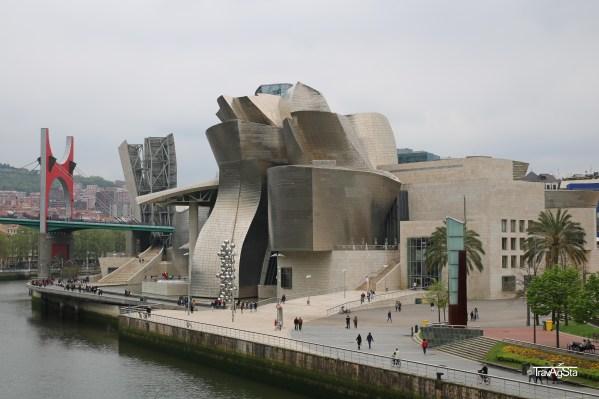 Guggenheim Museum, Bilbao, Spain/Basque Country