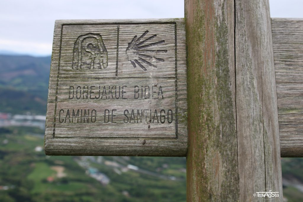 Camino de Santiago, Spain/Basque Country