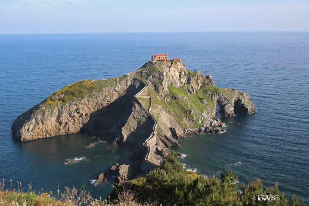 San Juan de Gaztelugatxe, Spain/Basque Country