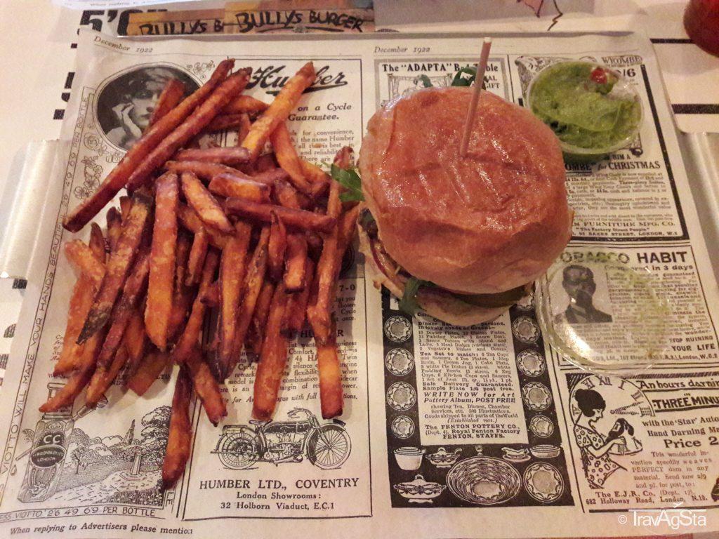 Bully's Burger, Frankfurt am Main, Germany
