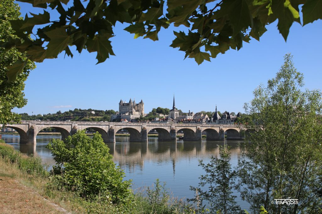Saumur, Loire Valley, France