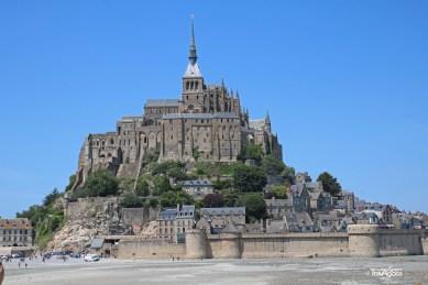 Le Mont-Saint-Michel, Normandy, France