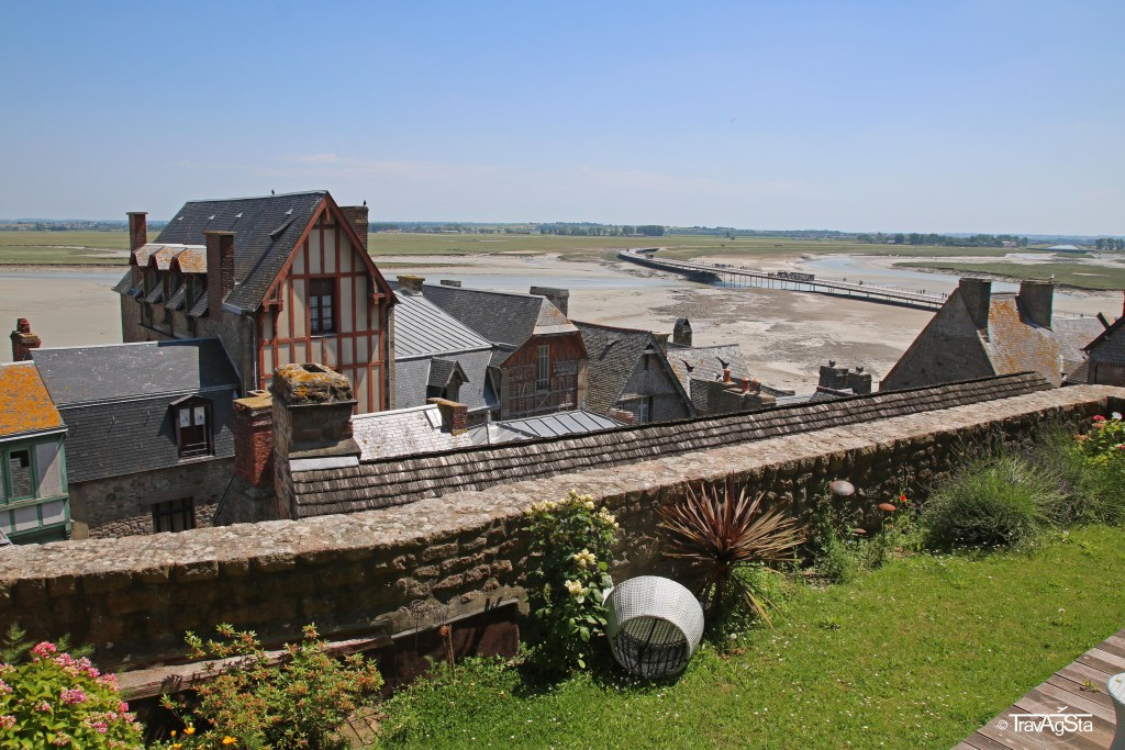 Le Mont-Saint-Michel, Normandy, France