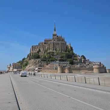 Le Mont-Saint-Michel!