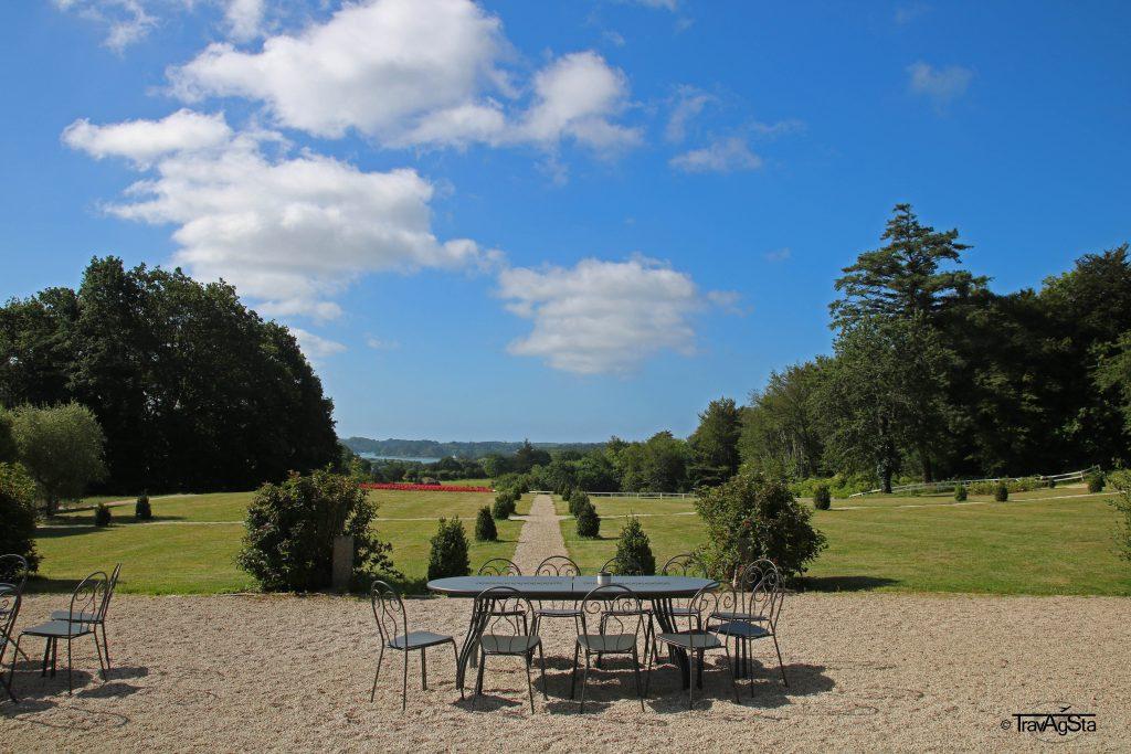 Manoir de Kerangosker, Brittany, France