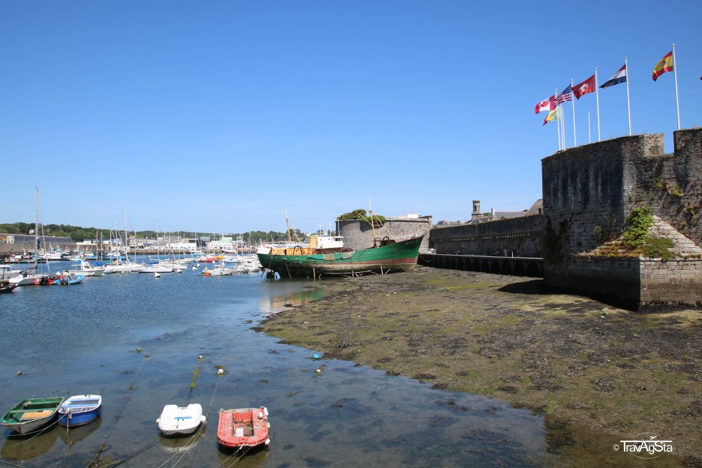 Concarneau, Brittany, France