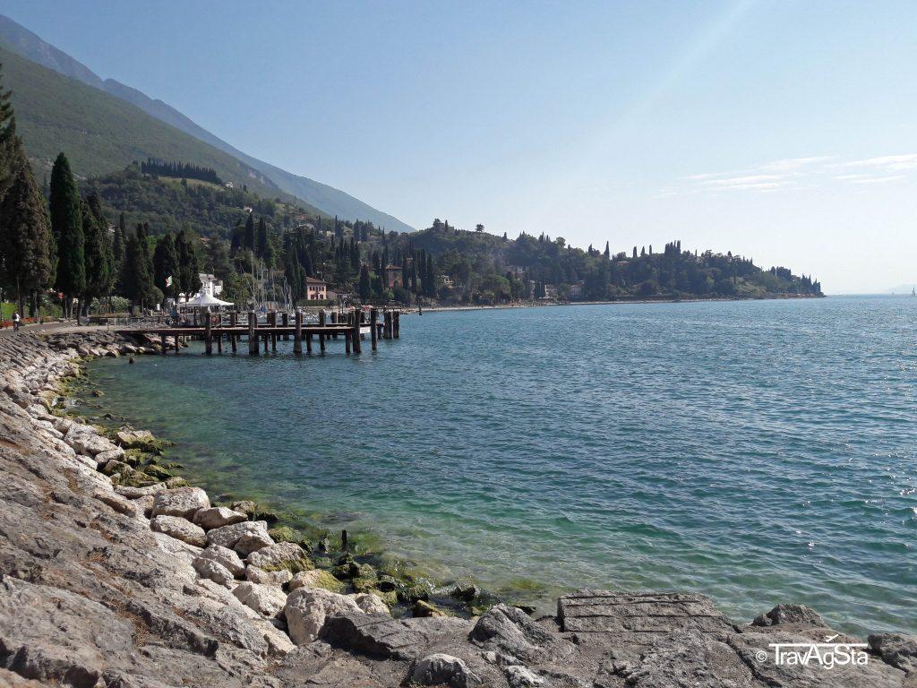 Gardesana East Coast, Lake Garda, Italy