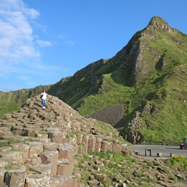 Northern Ireland – Part 2: One day at the Causeway Coastal Route!