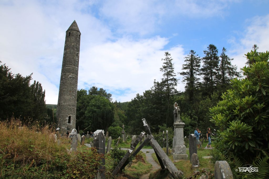Glendalough, Wicklow National Park, Ireland