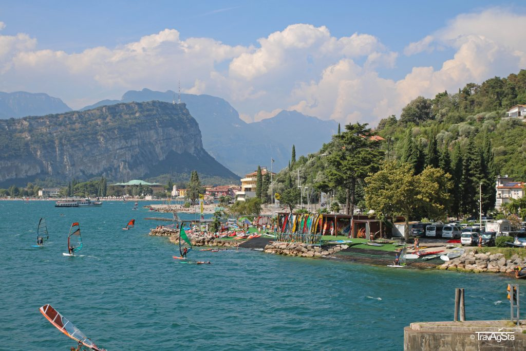 Gardesana East Coast, Lake Garda, Italy