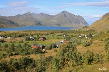 Torvdalshalsen, Lofoten, Norway