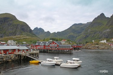 A i Lofoten, Norway