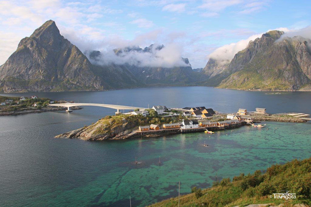 Sakrisøy, Lofoten, Norway
