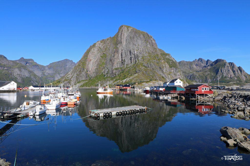 Hamnøy, Lofoten, Norway