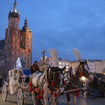 A weekend in Krakow!