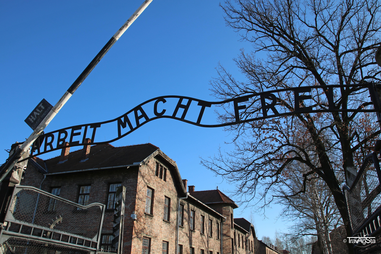 Day trip from Krakow to Auschwitz Memorial!