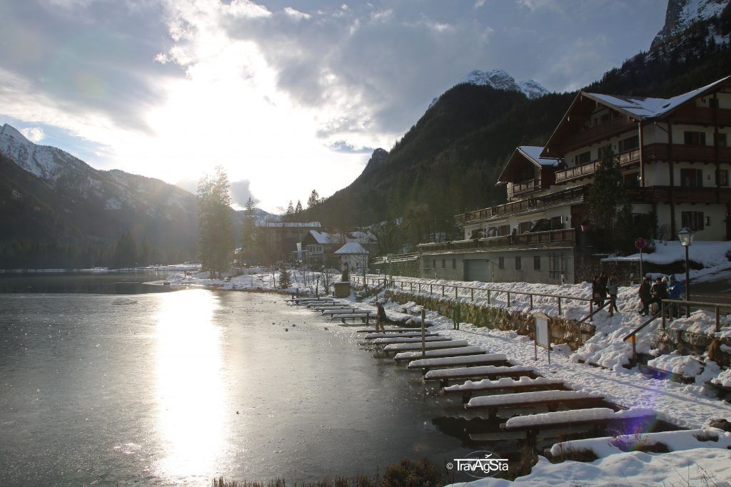 Hintersee, Berchtesgadener Land, Bavaria, Germany