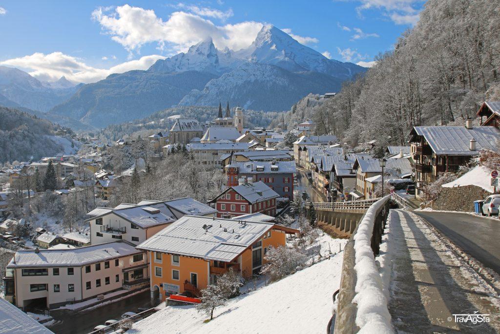 Berchtesgaden, Berchtesgadener Land, Bavaria, Germany