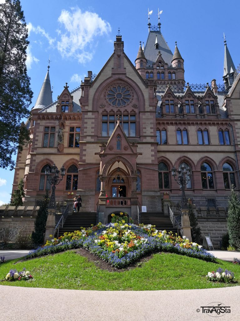 Schloss Drachenburg/ Drachenburg Castle, Siebengebirge, Germany