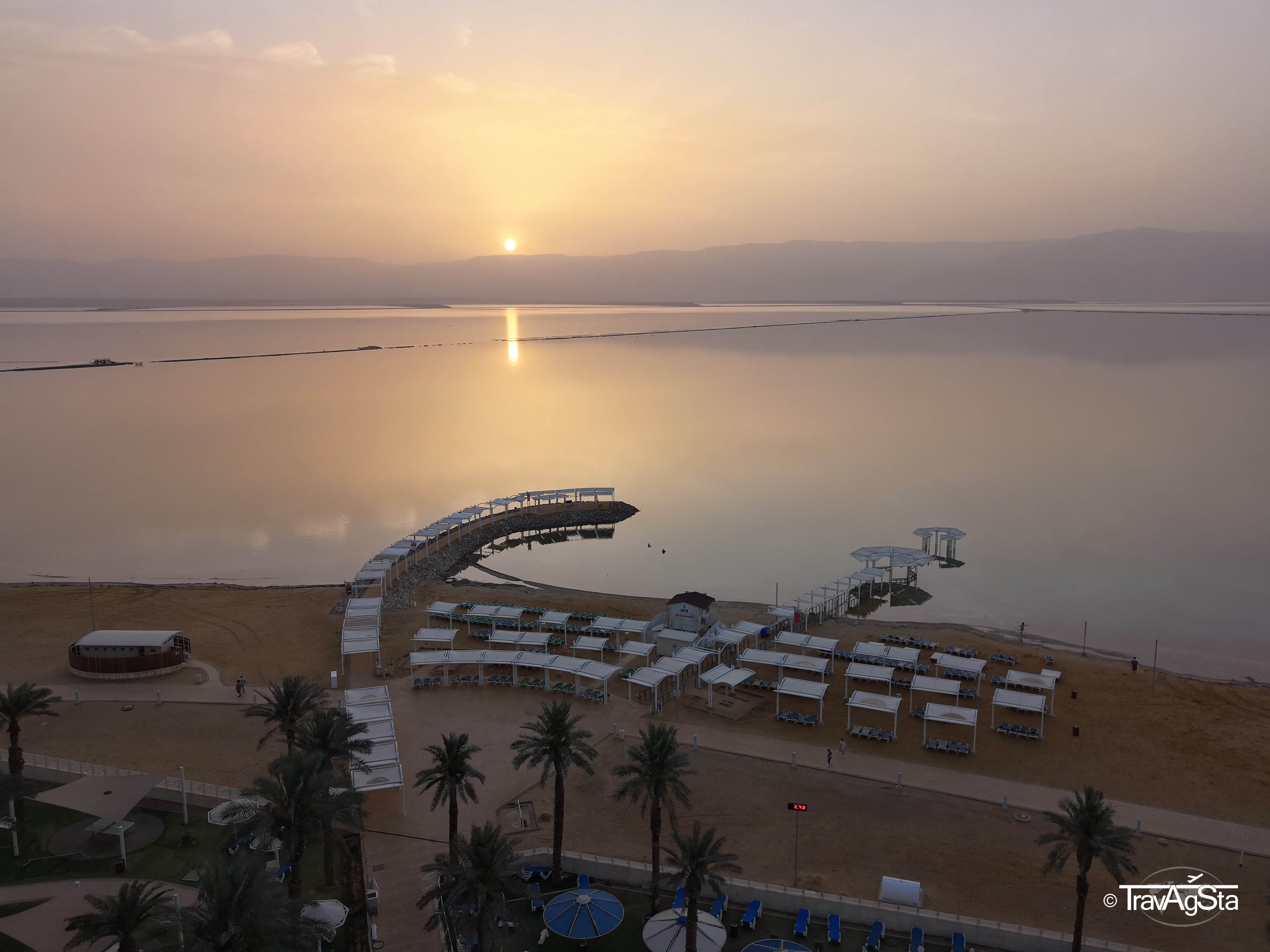 Israel: Das Tote Meer und die Masada Festung!