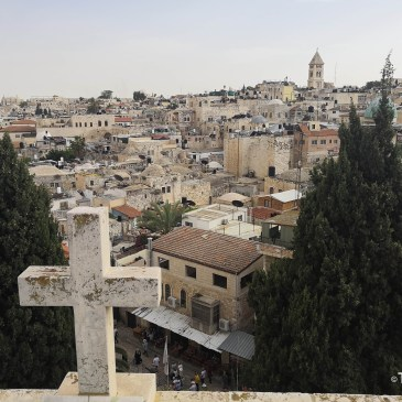 Jerusalem Part I: The Old Town!