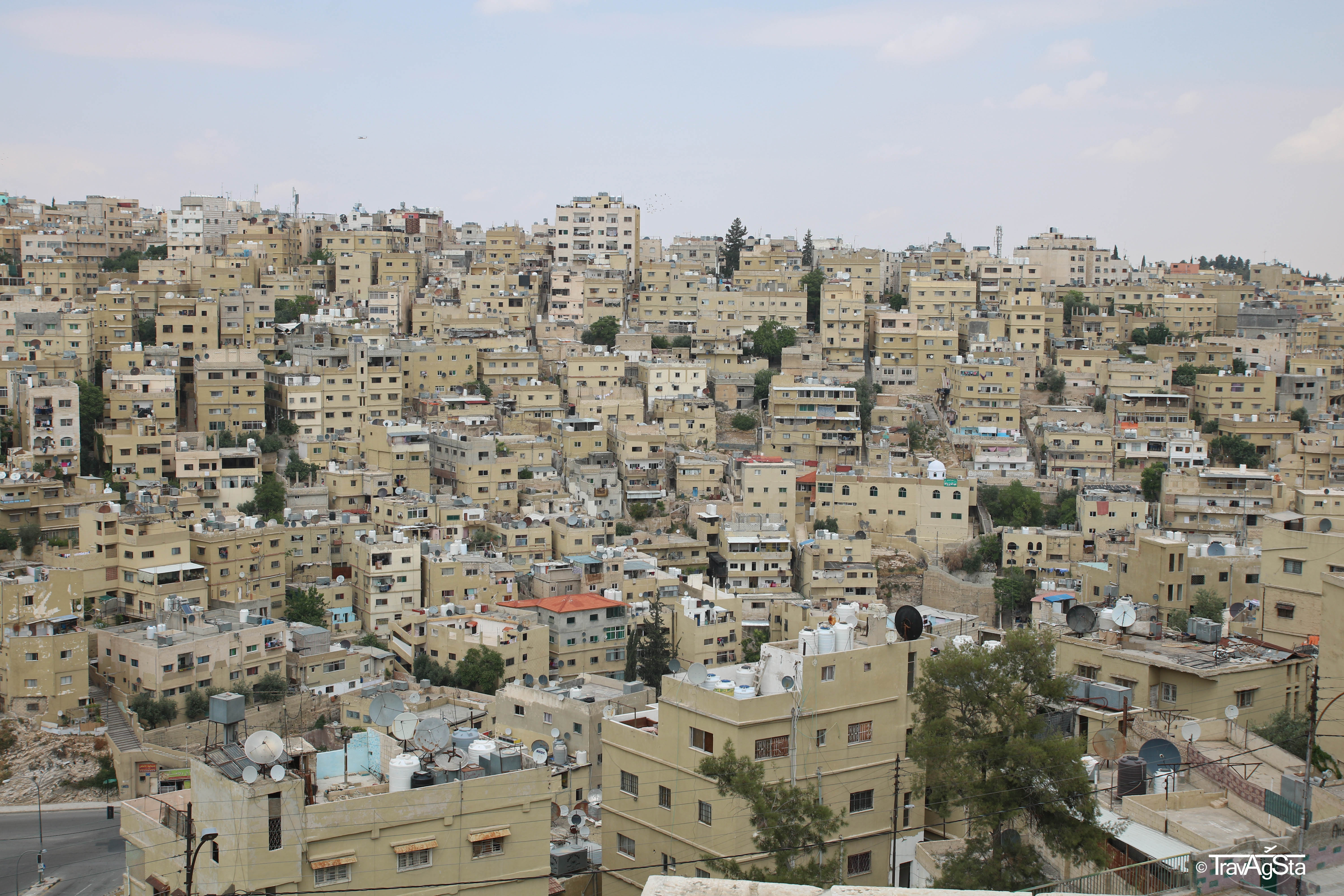Jordan – our experiences in Amman!