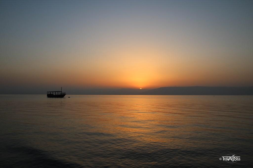 Lake Tiberias, Israel