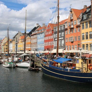 Sightseeing in Copenhagen – the most beautiful corners! Part 1