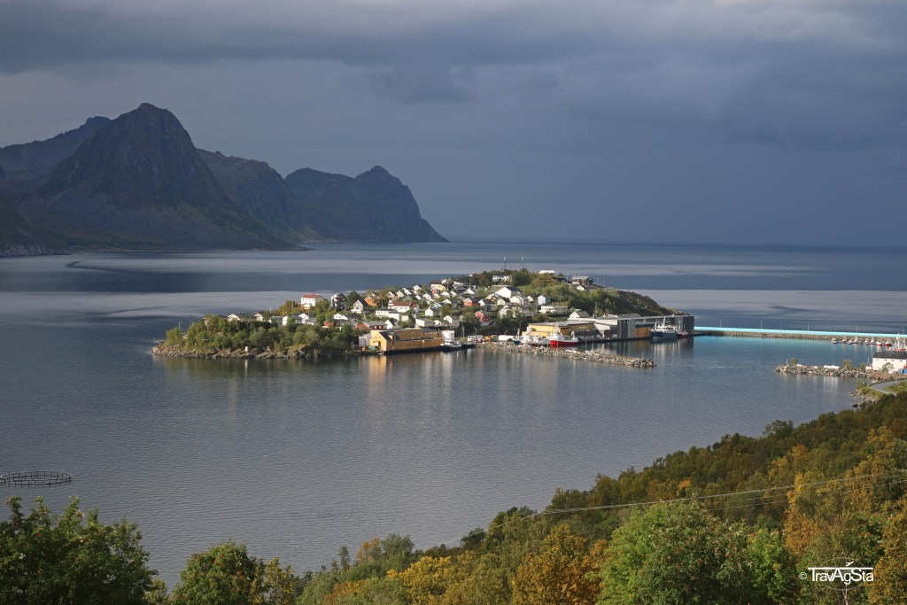 Husøy, Senja, Norway