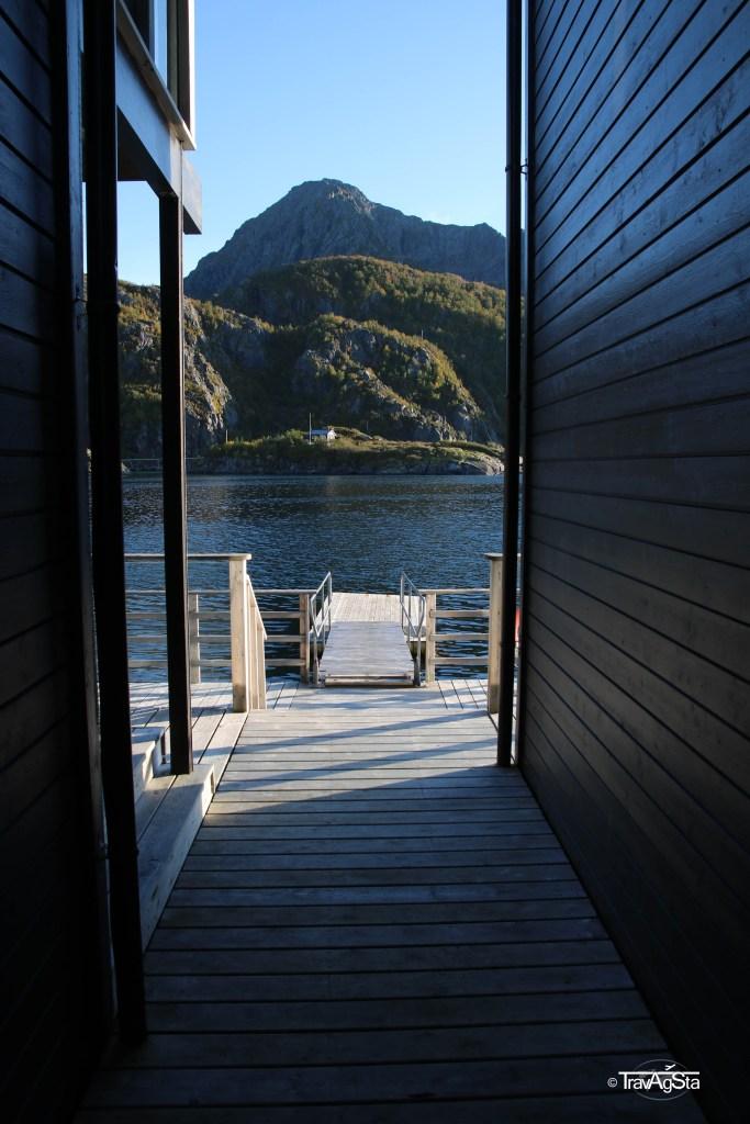 Hamn i Senja, Senja, Norway