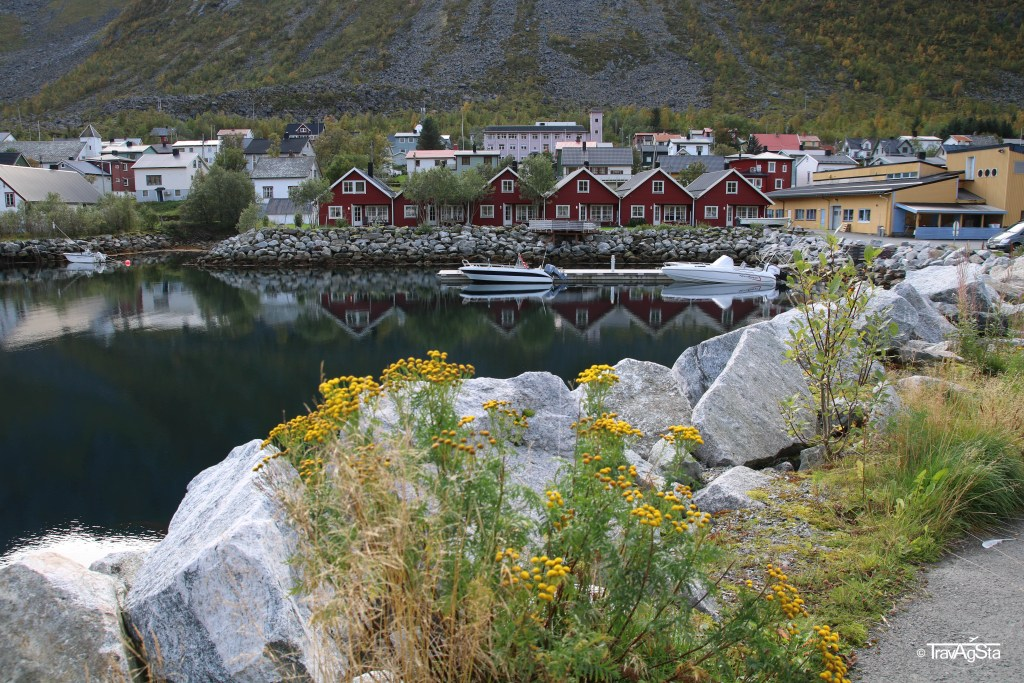 Gryllefjord, Senja, Norway