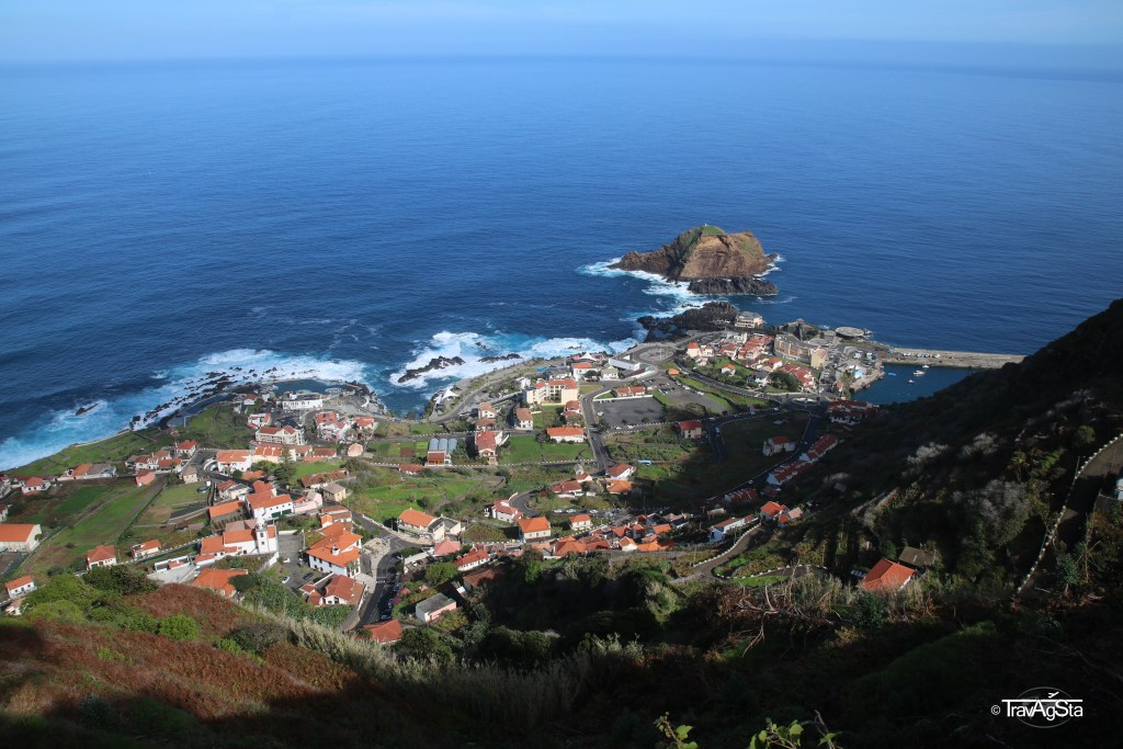 Miradouro da Santa, Porto Moniz, Madeira, Portugal