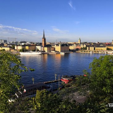 A Swedish summer dream – Stockholm in August!