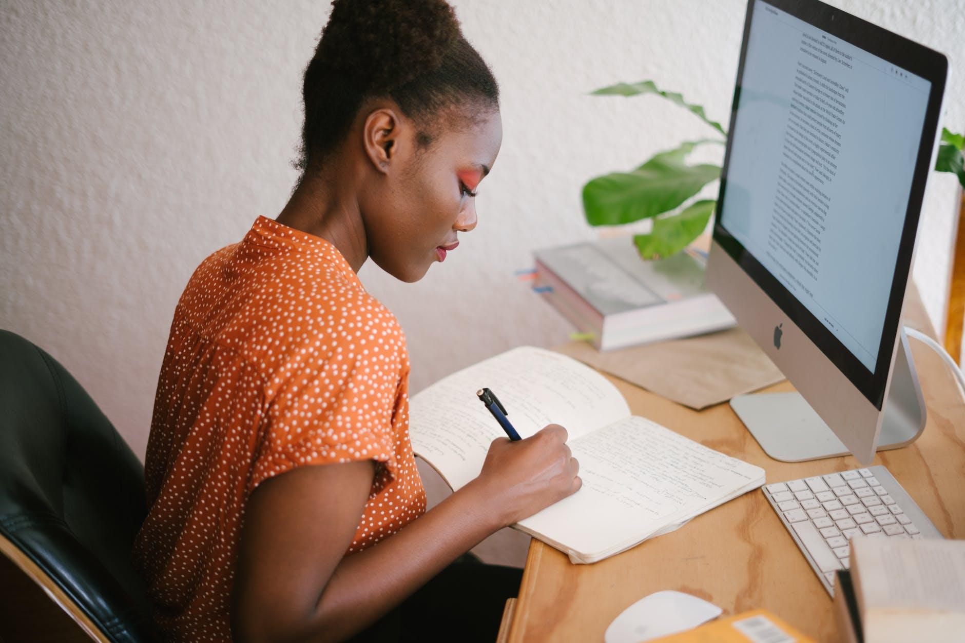payé pour écrire