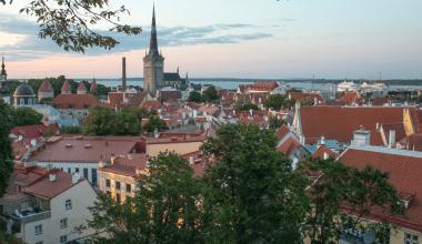 créer société estonie
