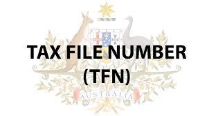 comment obtenir son TFN en australie