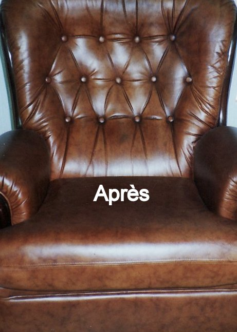 Service De Recoloration Du Cuir - Comment teinter un canapé en cuir