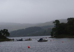 group-disappearing-onto-main-loch