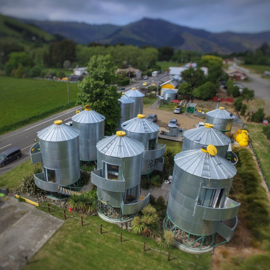 sustainable hotels in new zealand